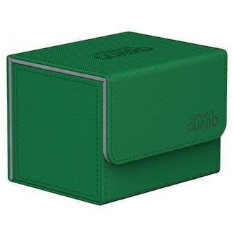 Ultimate Guard Sidewinder 100+ Xenoskin Deck Box - Green