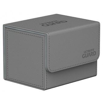 Ultimate Guard Sidewinder 100+ Xenoskin Deck Box - Grey