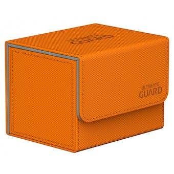 Ultimate Guard Sidewinder 100+ Xenoskin Deck Box - Orange