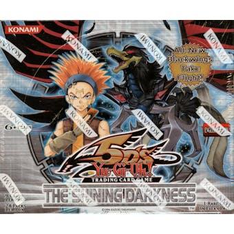 Yu-Gi-Oh Shining Darkness 1st Edition Booster Box