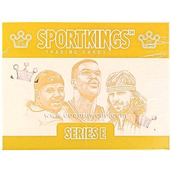 2012 Sportkings Series E Hobby Box