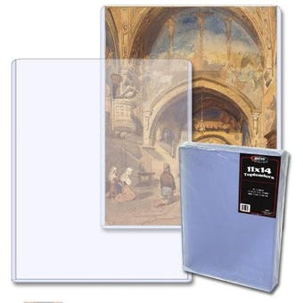 BCW 11x14 Topload Holder (25 Ct.)