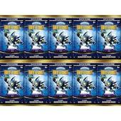 Skylanders Battlecast Booster Pack Lot of 10
