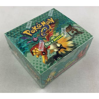 Pokemon EX Skyridge Booster Box