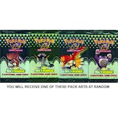 WOTC Pokemon Skyridge Booster Pack - UNWEIGHED UNSEARCHED RANDOM ART