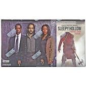 Sleepy Hollow Season One Trading Cards Box (Cryptozoic 2014)