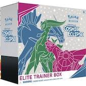 Pokemon Sun & Moon: Cosmic Eclipse Elite Trainer Box (Presell)