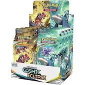 Pokemon Sun & Moon: Cosmic Eclipse Theme Deck Box (Presell)