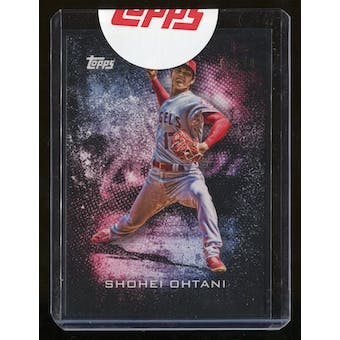 2019 Topps Transcendent VIP Party Shohei Ohtani BUNT#47/50 Exclusive