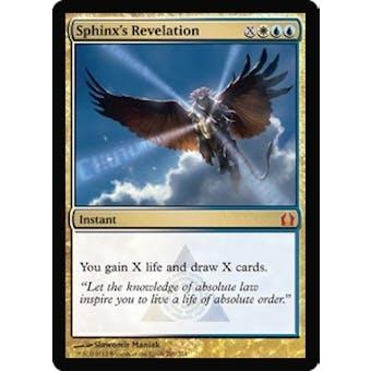 Magic the Gathering Return to Ravnica Single Sphinx's Revelation Foil