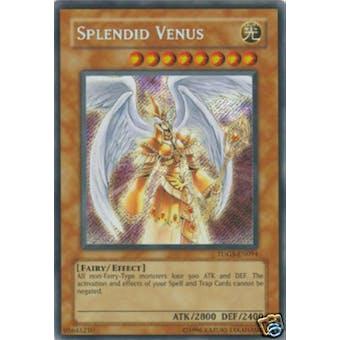 Yu-Gi-Oh Duelist Genesis Single Splendid Venus Secret Rare