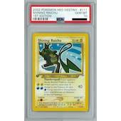 Pokemon Neo Destiny 1st Edition Shining Raichu 111/105 PSA 10 GEM MINT