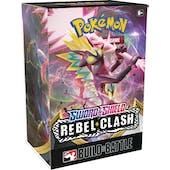 Pokemon Sword & Shield: Rebel Clash Build and Battle Kit