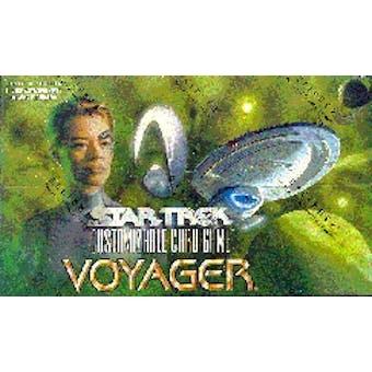 Decipher Star Trek Voyager Booster Box