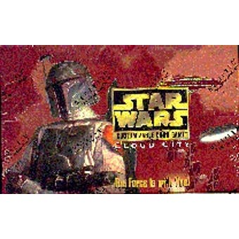 Decipher Star Wars Cloud City Limited Booster Box