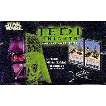 Decipher Star Wars Jedi Knight Booster Box