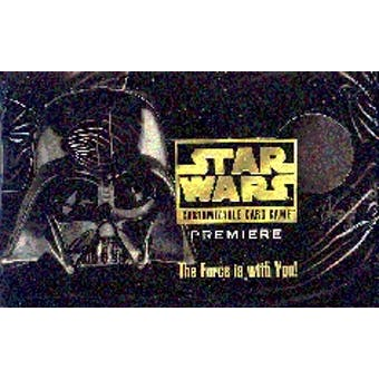 Decipher Star Wars Premiere Unlimited Booster Box