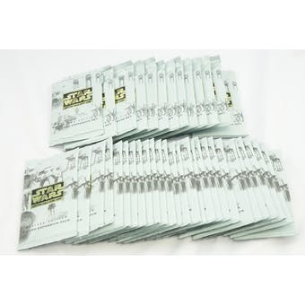 STAR WARS CCG HOTH PACK & DECK LOT - 40 TOTAL ITEMS!! (Reed Buy)