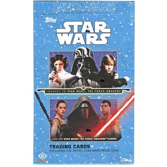 Star Wars: Journey to The Force Awakens Hobby Box (Topps 2015)