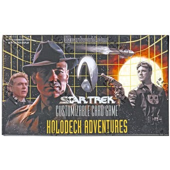 Decipher Star Trek Holodeck Adventures Booster Box
