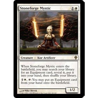 Magic the Gathering Worldwake Single Stoneforge Mystic - NEAR MINT (NM)