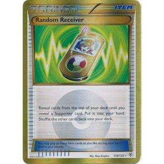 Pokemon Plasma Storm Single Trainer Random Receiver 138/135 - SLIGHT PLAY (SP)