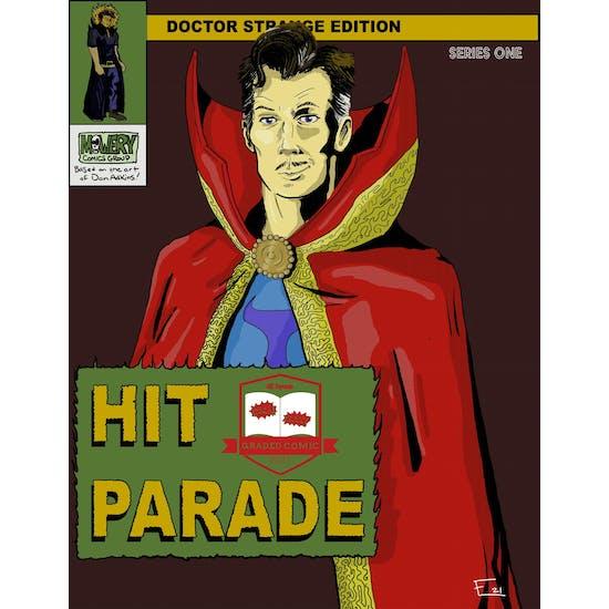 2021 Hit Parade Dr. Strange Graded Comic Ed 1-Box Ser 1- DACW Live 5 Spot Break #3