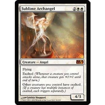 Magic the Gathering 2013 Single Sublime Archangel Foil