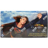 Supergirl Season 1 Trading Cards Hobby Box (Cryptozoic 2018)