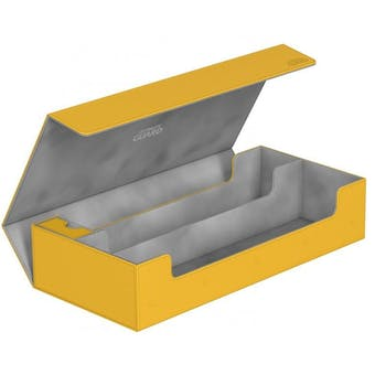 Ultimate Guard Superhive 550+ Deck Box - Amber