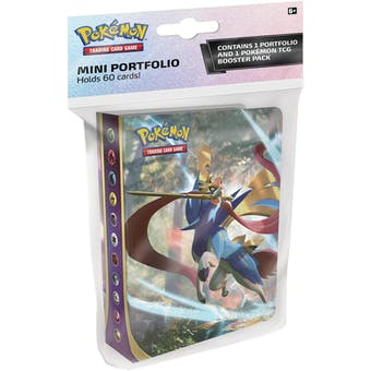 Pokemon Sword & Shield Mini Portfolio Box