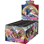 Pokemon Sword & Shield Build and Battle Kit 6-Box Case (Presell)