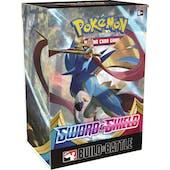 Pokemon Sword & Shield Build and Battle Kit (Presell)