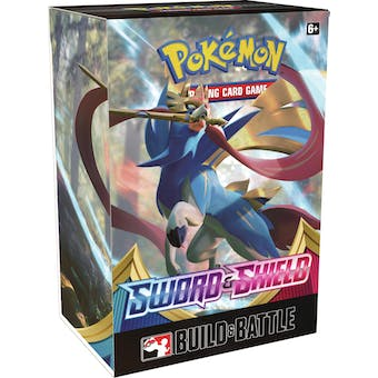 Pokemon Sword & Shield Build and Battle Kit