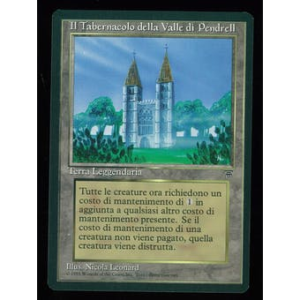 Magic the Gathering Italian Legends The Tabernacle at Pendrell Vale - NEAR MINT (NM)
