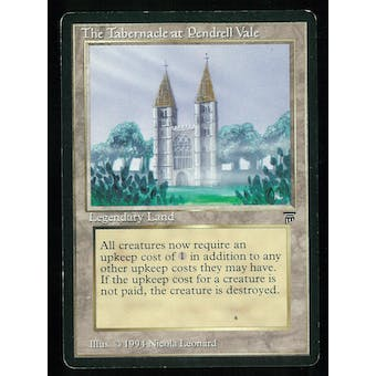 Magic the Gathering Legends Single Tabernacle at Pendrell Vale - MODERATE PLAY plus (MP+)