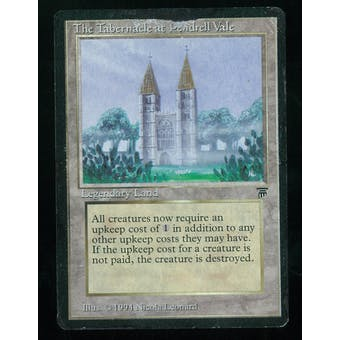 Magic the Gathering Legends Single Tabernacle at Pendrell Vale - DAMAGED INKED