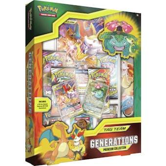 Pokemon Tag Team Generations Premium Collection Box