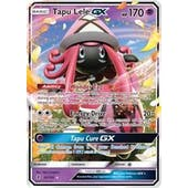 Pokemon Sun and Moon Guardians Rising Single Tapu Lele GX 60/145 - NEAR MINT (NM)