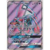 Pokemon Sun and Moon Guardians Rising Single Tapu Lele GX 137/145 FULL ART - NEAR MINT (NM)