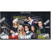 The Big Bang Theory Seasons 6 & 7 Trading Cards Hobby Box (Cryptozoic 2016)