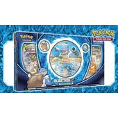 Pokemon Blastoise-GX Box