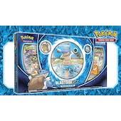 Pokemon Blastoise-GX Box