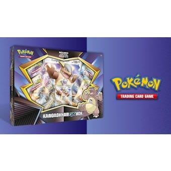 Pokemon Kangaskhan-GX Box