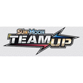 Pokemon Sun & Moon: Team Up Booster 6-Box Case Full Funds Up Front Save $10