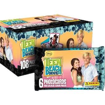 Panini Teen Beach Photo Card 24-Pack Box