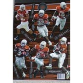 Fathead Texas Longhorns Legends Team Set Wall Graphic