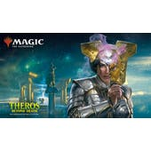 Magic the Gathering Theros Beyond Death Draft Booster Box & BCW Deck Protectors COMBO (Presell)