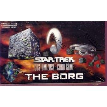 Decipher Star Trek Borg Booster Box