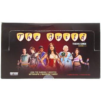 The Guild Seasons 1-3 Trading Cards Box (Cryptozoic 2012)
